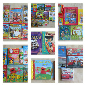 Books for children, Wholesale lot, some have sound effects
