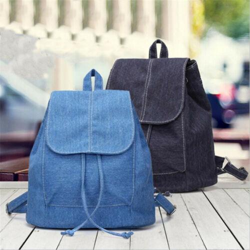 Women Backpack For Teenage Girls School Bags Rucksack Back P