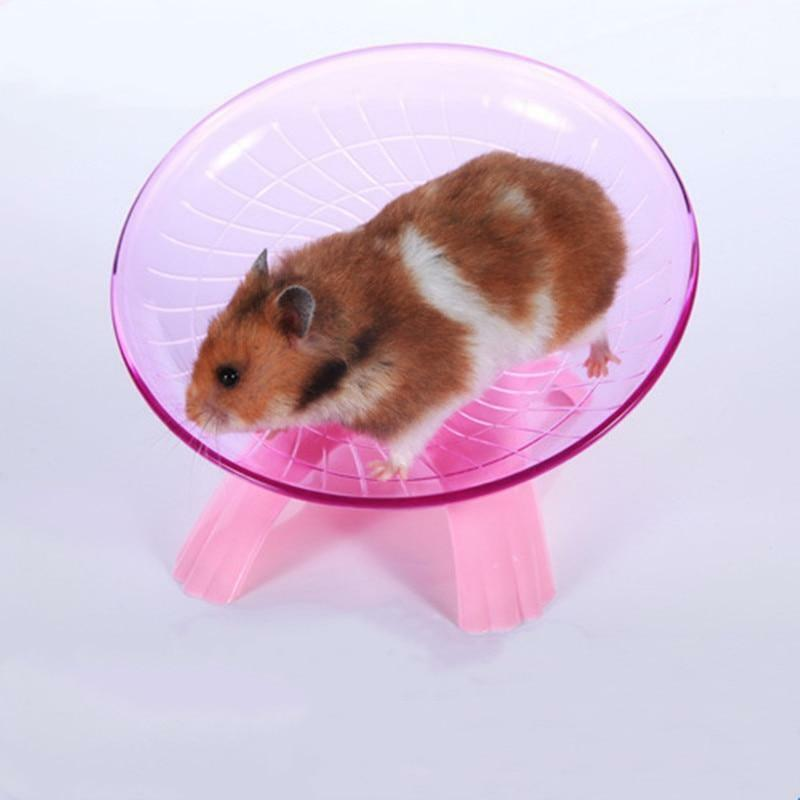 Hamster Flying Saucer Exercise Wheel