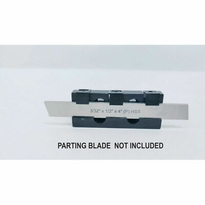HSS Blade For Emco Unimat Lathes Mini Lathe Cut off 10 mm Square Parting Tool