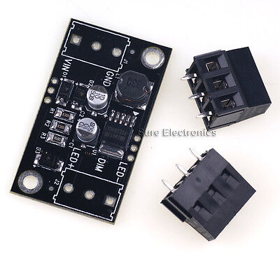 5w Led Driver Board Buck Constant Current 1a Step-down Dcdc Power Supply