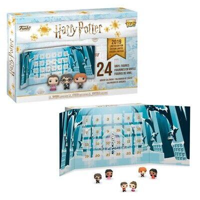 Pocket POP! Calendario Adviento: Harry Potter: 24 piezas coleccionables