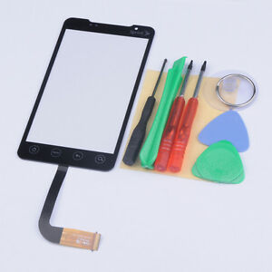 New Front Touch Screen Glass Digitizer For HTC EVO 4G Sprint Replacement Parts