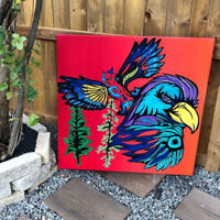 Local Wpg Artist - Custom Murals, Paintings and more