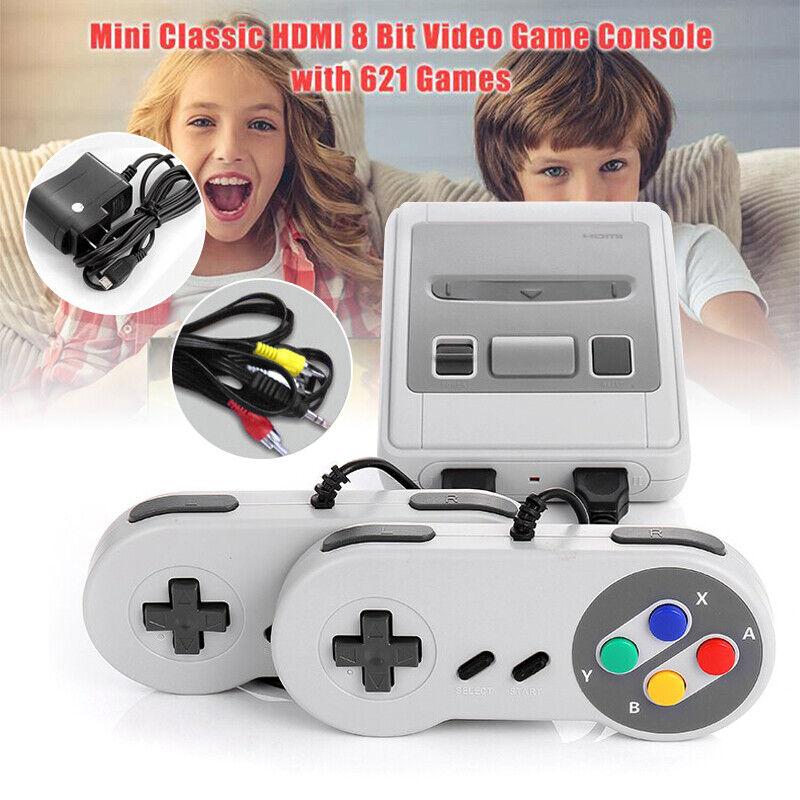 Mini Game NES Retro Nintendo