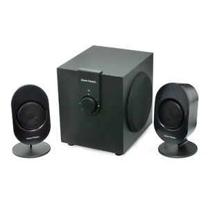GREAT DEAL. Gear Head 2.1 Studio Speaker System for Computers