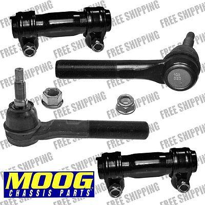 00-02 Pick Up Truck Dodge Ram Front Tie Rod End Moog Parts