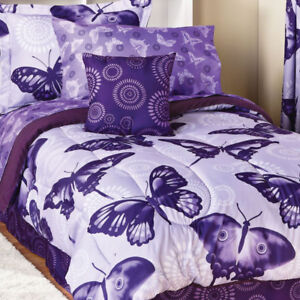 Flutter 6-Pc. Bed Set - Full, New