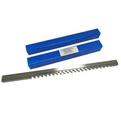 6mm C Push-type Keyway Broach Cutter Metric Size Cnc Machine Metalworking Tool