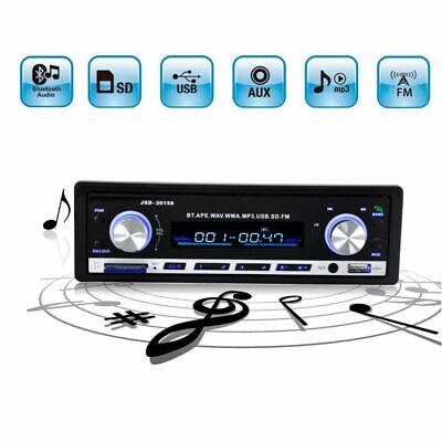 Autoradio Mit Android Fernbedienung+ BLUETOOTH DVD USB SD 4-Kanal 1DIN Aus DHL