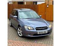 2006 Subaru Legacy 2.0 RE 5dr ESTATE Petrol Manual