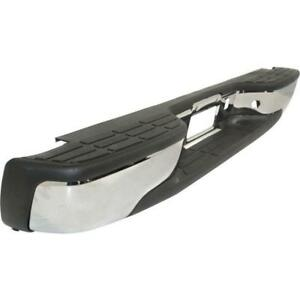 1999 2000 2001 2002 2003 2004 2005 2006 Chevy Silverado Rear Bumper GM1103122 12473000
