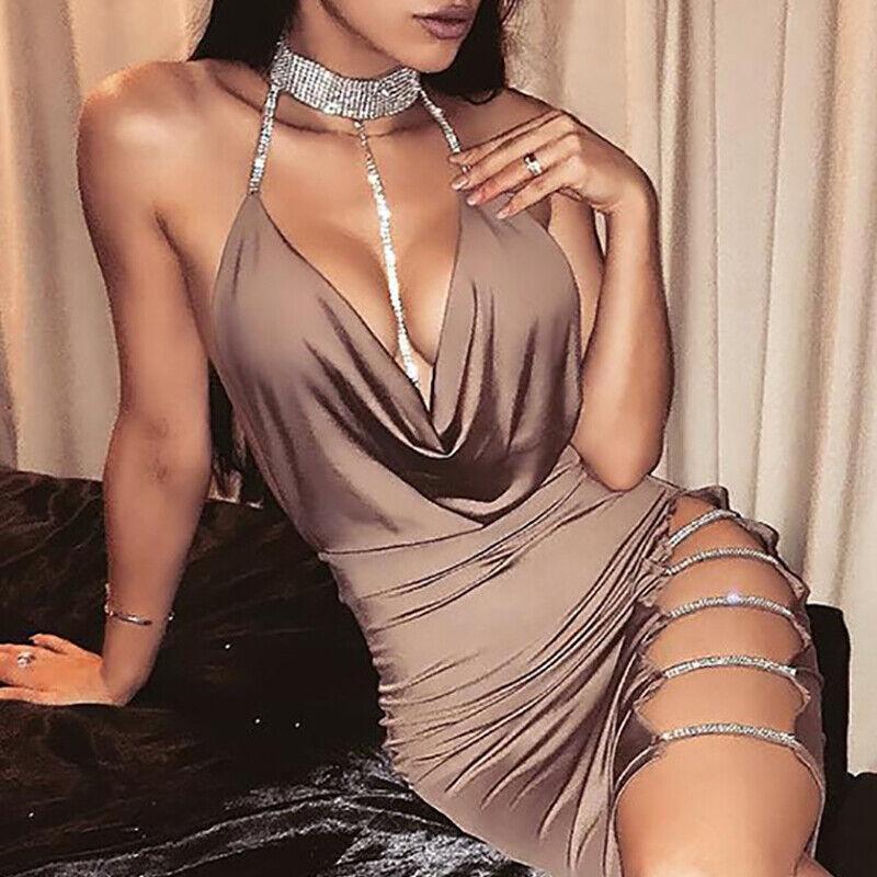 Sexy Deep V Women