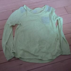 Size 8 Girls Long Sleeve,Dress and Tee Shirts