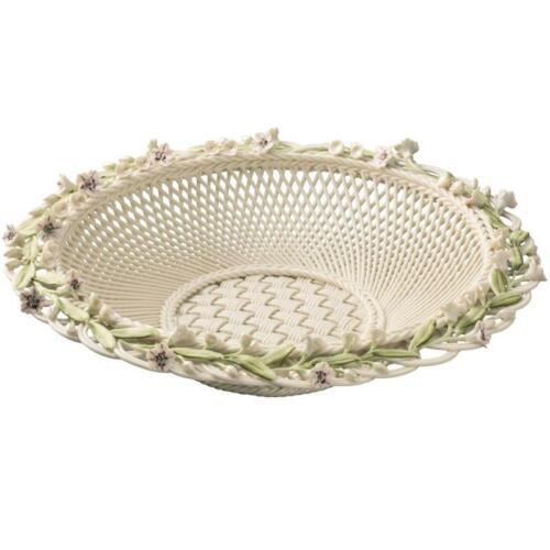 Belleek Masterpiece Laurel Basket