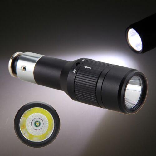 2000LM XM-L Q5 LED Auto Im Kfz-Zigarettenanzünder ladbare Akku-Taschenlampe 3.7V