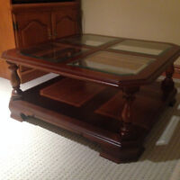 Solid Maple Roxton Coffee Table