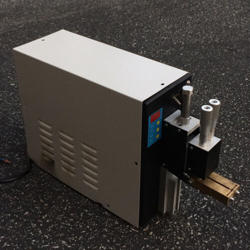 Slightly Used 220V Pneumatic Pulse Type Spot Welding Machine Battery Spot Welder