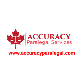 Accuracy Paralegal Services