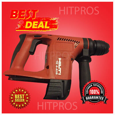 Hilti Te 4-a18 18v Rotary Hammer Drill Bare Tool Brand New Fast Shipping