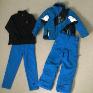 Kid's Spyder Ski Wear