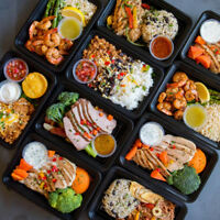 Tiffin Services/Gym Meals/Catering Services