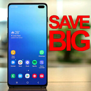 Samsung Galaxy S9+, S8+, S9, S8, Note 9, Note 8, J6 on Sale!