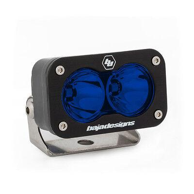 Baja Designs UTV S2 Sport LED Spot Light Blue Lens