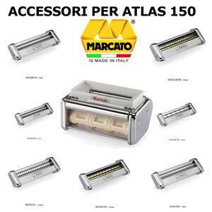 Marcato atlas 150 accessori per macchine macchina per fare for Accessori per la casa