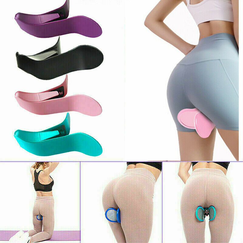 New Pelvic Floor Muscle Inner Thigh Exerciser Hip Trainer Buttocks Fitness Tools