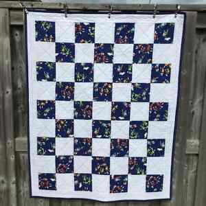 Sock Monkeys Quilt London Ontario image 1