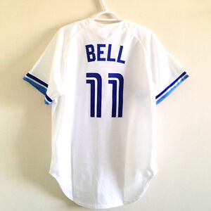 Vintage AUthentic Rawlings Toronto Blue Jays George Bell jersey