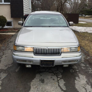 1993 Mercury Grand Marquis Berline