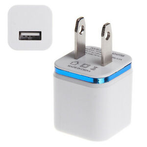Chargeur murale avec sortie USB. USB wall charger.