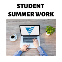 Student Work Opportunities – Part-Time / Full-Time & Summer Wo
