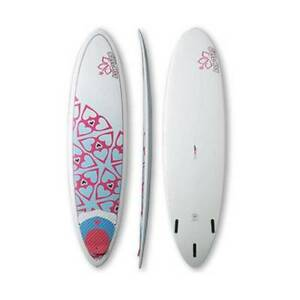 NSP 6'8 Surf Betty Mini Mal Funboard Surfboard Queenscliff Manly Area Preview