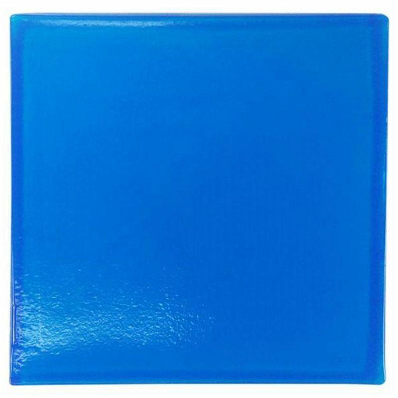 Motorcycle Seat Gel Pad Comfortable Soft Cushion Shock Absorption Mat Blue S3N6
