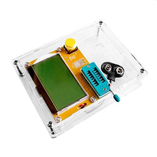 CH LCR-T4 Mega328 Transistor Tester Diode Triode Capacitance ESR Meter MOS Case