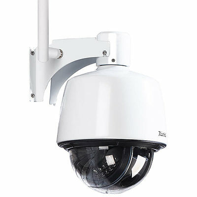 7links Dome-IP-Kamera IPC-400.HD für Outdoor, IR-Nachtsicht, 720p, IP66