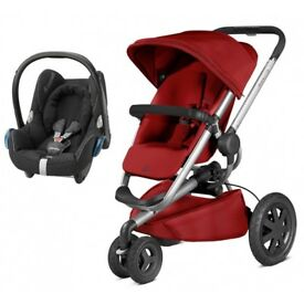 Maxi Cosi Quinny All-Terrain Pushchair