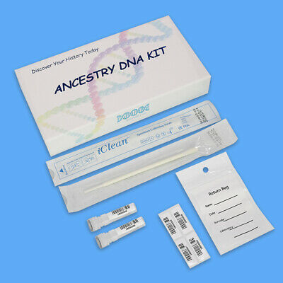 Ancestry DNA Kit, Genetic Testing Ethnicity Kit