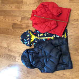 Boys Jacket - 4/5 Yrs.