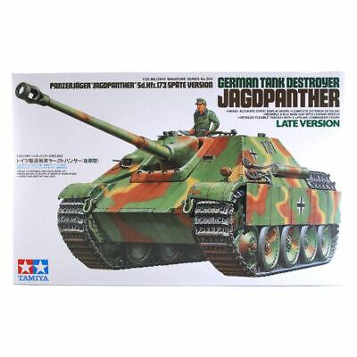 TAMIYA 35203 German Tank 'JagdPanther' L.V. 1:35 Military Model Kit