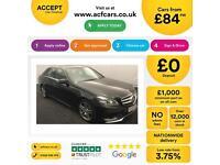 Mercedes-Benz E220 AMG Sport FROM £84 PER WEEK!