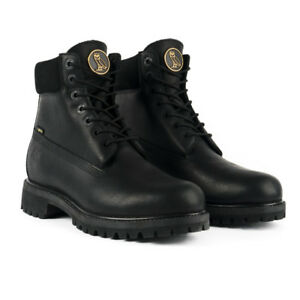 OVO X Timberland Boot Black Size 9.5 Deadstock