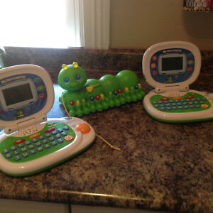 LEAP FROG EDUCATIONAL TOYS - Lot of THREE