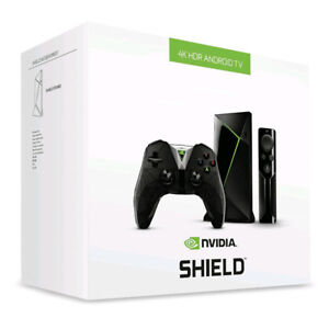 Nvidia Shield TV with remote/ game controller / Smartthings Link