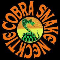 Cobra Snake Necktie (Thorogood Tribute) DRUMMER NEEDED