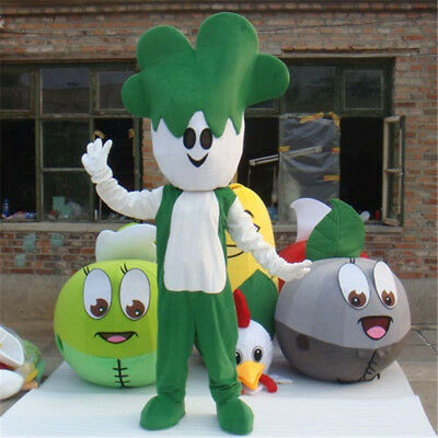 Advertising Outfit Vegetables Store Mascot Costume Parade Party Suit Adult Dress](Party Costumes Stores)