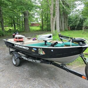 12 foot 2012 legend ultralite boat
